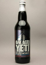 Great Divide Yeti Imperial Stout Oak Barrel Aged