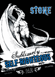 Stone Sublimely Self Righteous Ale