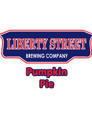 Liberty Street Pumpkin Pie