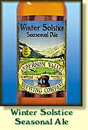 Anderson Valley Winter Solstice Ale
