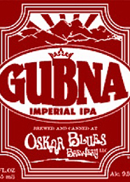 Oskar Blues Gubna Imperial IPA