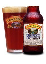Sierra Nevada Bigfoot Ale Vintage 2010