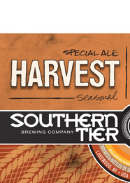 Southern Tier Harvest Ale