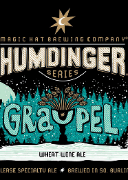 Magic Hat Graupel Wheat Wine