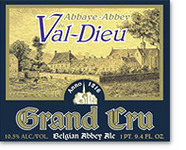 Abbey Val Dieu Grand Cru