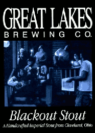 Great Lakes Black Out Stout