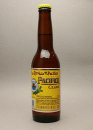 Pacifico Lager