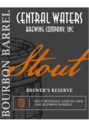 Central Waters BBA Imperial Stout