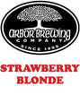 Arbor Brewing Strawberry Blonde