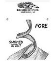 Dark Horse Four Smoked Stout